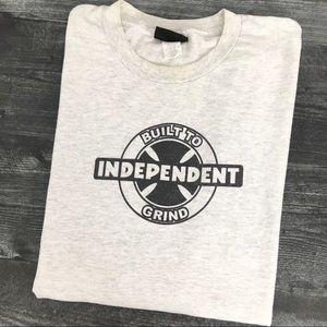 Vintage Independent Truck Co. Skate T-shirt